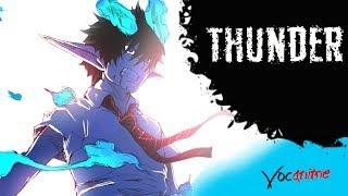 「Nightcore」Thunder (+Lyrics)