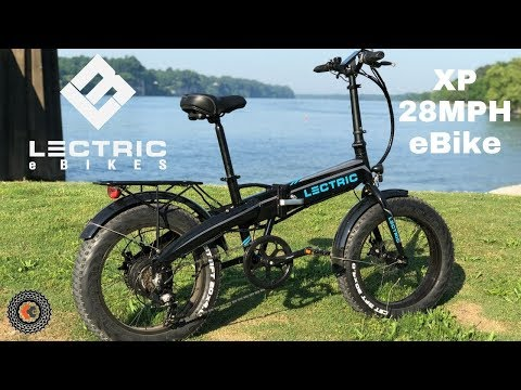 Lectric XP Fat Tire 28MPH eBike - $899 Pre-Order Pricing - YouTube