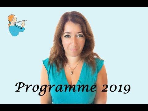 Option musique - programme 2019
