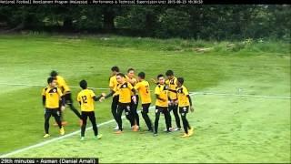 Malaysia U13 2-1 West Ham United FC U13