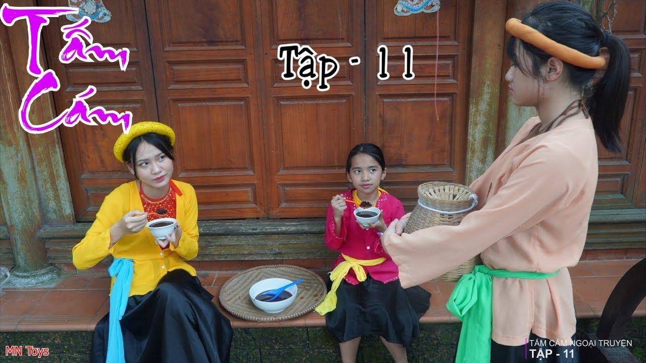 TẤM CÁM TRẺ EM NGOẠI TRUYỆN   Phần 11 - Ăn Chè Đỗ Đen Mẹ Nấu - MN Toys