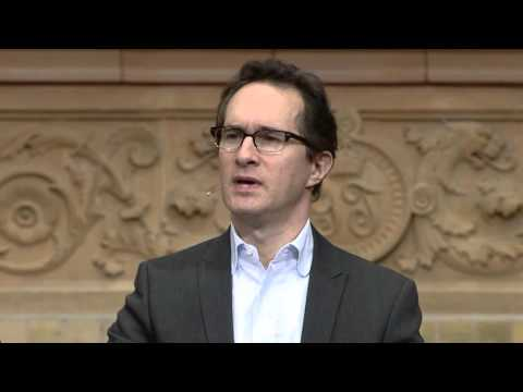 The New Yorker's Henry Finder speaks at Digital Innovators' Summit, 22 March 2016