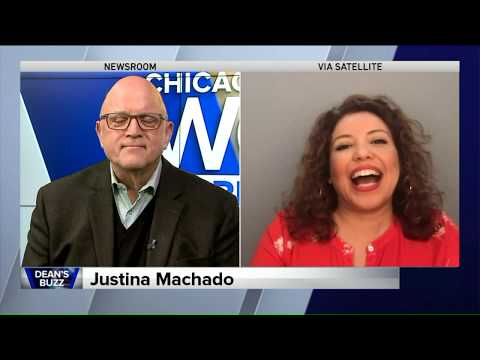 Chicago native Justina Machado on new home for hit show