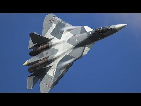 Как создавался Су-57