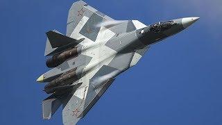 Как создавался Су-57 - первый российский самолет пятого поколения
