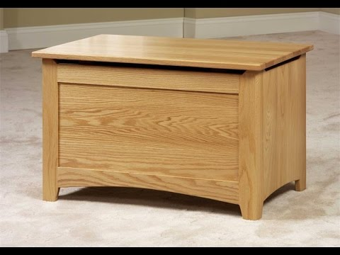 wood toy box wood toy box bench youtube. Black Bedroom Furniture Sets. Home Design Ideas