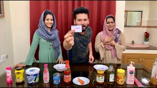 Eat it Or Wear it Challenge | On Live | Mashura | Basheer Bashi | Suhana