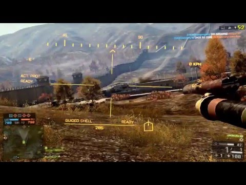 Battlefield 4★Second Assault★Caspian Border★[Forever_Alone]★ #24