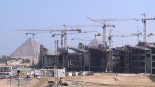 Ritardi e polemiche sulla costruzione del nuovo Museo del Cairo