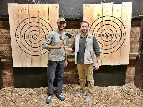 Axe-throwing bar among new drinking venues in Fort Lauderdale
