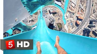 10 Most INSANE Water Slides In The World!