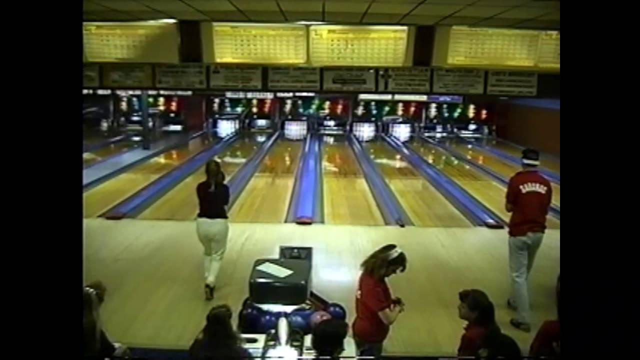 NCCS - Saranac Girls Bowling  1-3-92