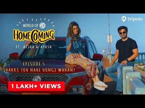Homecoming | S01E05 | Sharks To Nahi Honge Wahan? | Ft. Aisha Ahmed & Ayush Mehra