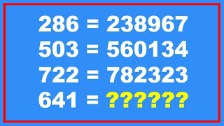 Math Puzzles With Answers Only Genius Can Solve