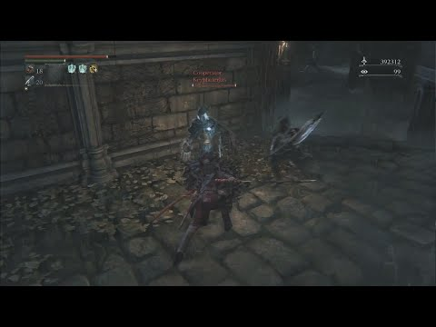 Bloodborne - Gankers Will Bleed Once More