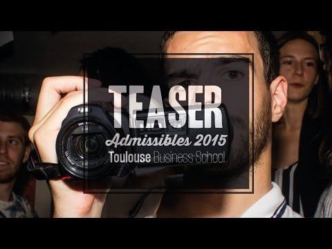Film Admissibles 2015 Toulouse Business School