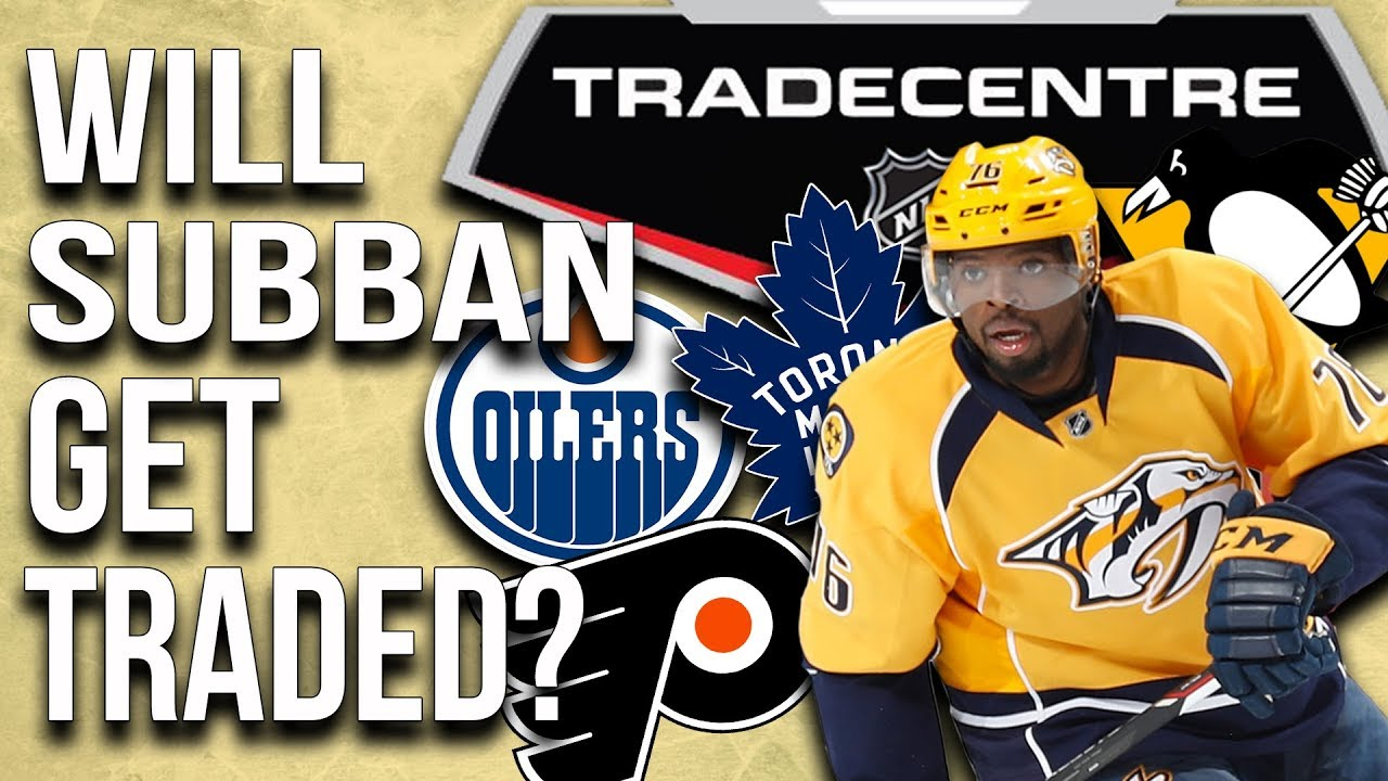 NHL world reacts to PK Subban getting traded to the New Jersey Devils