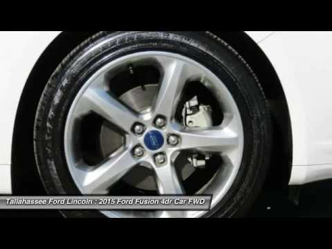 2015 Ford Fusion Tallahassee FL 39630A