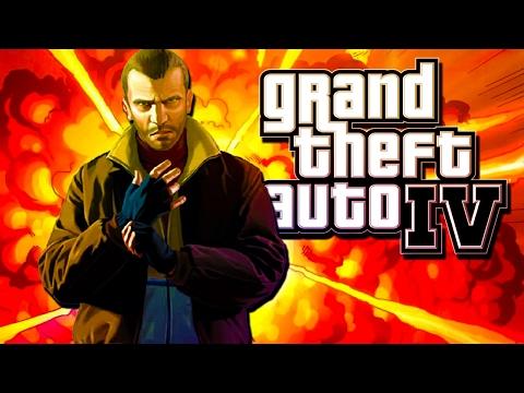 GTA 4 Online Multiplayer! - GLITCHES AND NOSTALGIA!