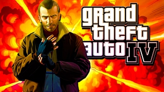 GTA 4 Online Multiplayer! - GLITCHES AND NOSTALGIA!