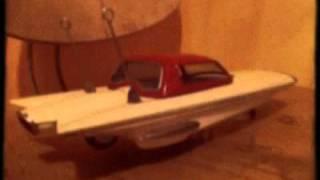 Ford Gyron prototype 50s by ICHYDA japan