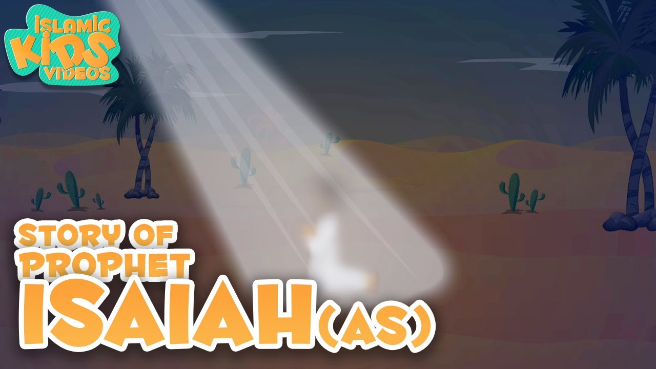 Prophet Stories For Kids In English