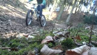 """Downhill - Die Anfänger  """"Riding Home Trails"""""""