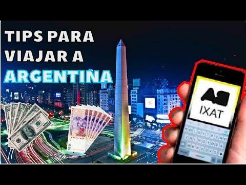 TIPS PARA VIAJAR / BUENOS AIRES - ARGENTINA