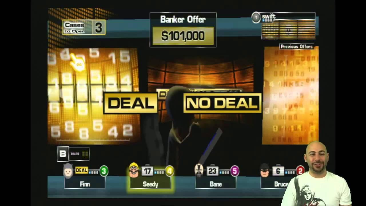Deal Or No Deal Banker Name