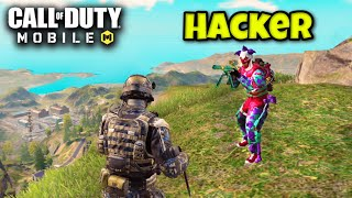 PARKER vs WORLD'S WORST HACKER!! | CALL OF DUTY MOBILE | SOLO VS SQUADS