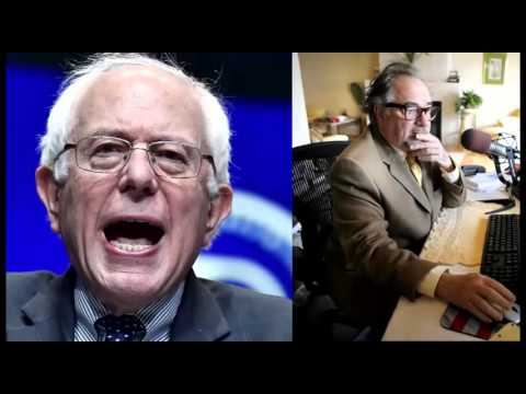 Michael Savage impersonating Bernie Sanders (Rush Limbaugh, regular