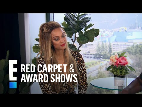 Tyra Banks Thinks Lindsay Lohan Deserves a Second Chance  E! Live from the Red Carpet