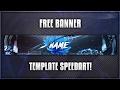 Free Banner Template Speedart! | [41]