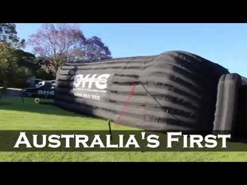 Cinema Tents For Hire Perth | O'Reilly's Hire Co.