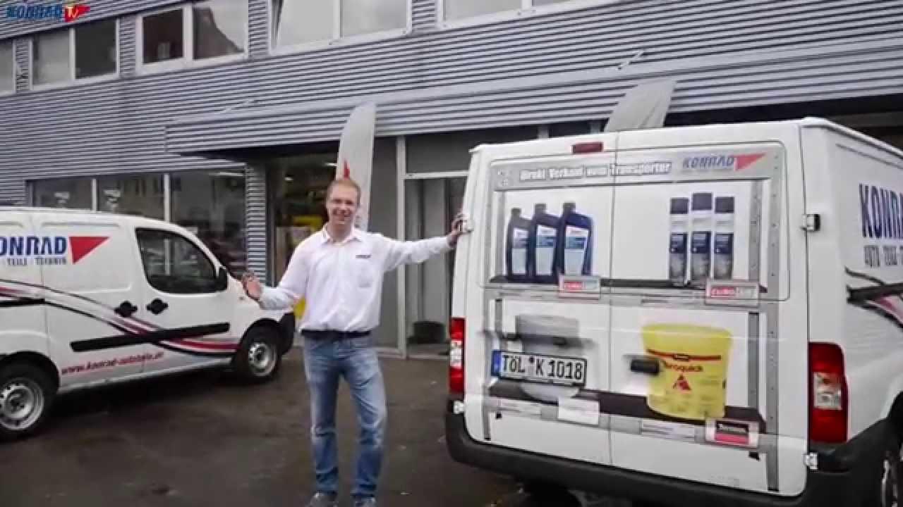Autoteile Konrad - YouTube