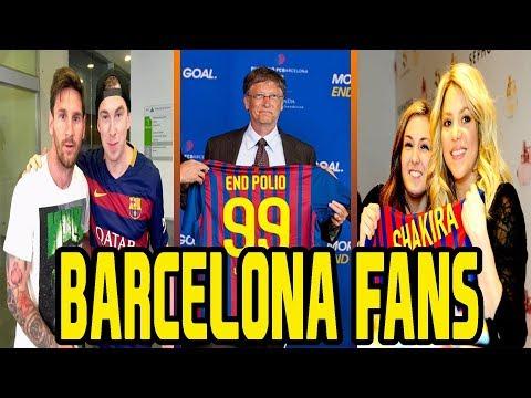Barcelona Bayern Munich Camp Liga