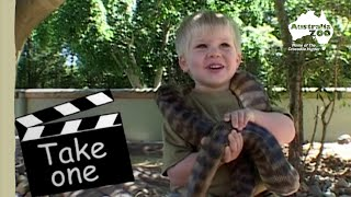 Young Robert Irwin ventures around Australia Zoo | Irwin Family Adventures