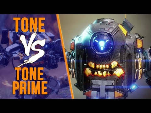 TITANFALL 2: TONE VS TONE PRIME COMPARISON
