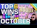 Top 6 Wins of October 2018