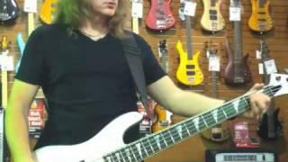 Dave Ellefson of Megadeth-Five Magics
