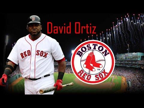 "David Ortiz ""Big Papi"" 2016 Highlights"