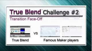 True Blend™ Transition Face-Off HD v3b  (Manual Gapless Playback)