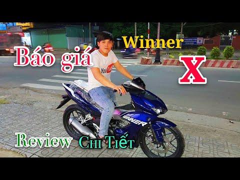 Báo giá Đánh giá Honda Winner X - Đã Đam Mê Là Không Hối Hận |Ngố Nguyễn