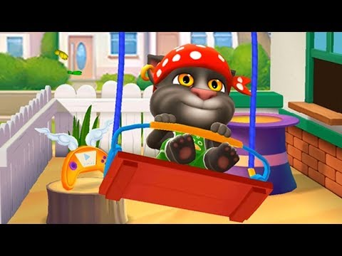 my-talking-tom-2-new-episode-update-walkthrough-part-44-android-ios-gameplay-hd