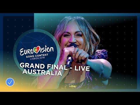 Jessica Mauboy - We Got Love - Australia - LIVE - Grand Final - Eurovision 2018