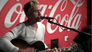 Lifehouse - Somewhere In Between (Acoustic) + You And Me (Acoustic) @ My 99.5 23rd October 2012