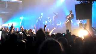 Ghost - Spirt and From the Pinnacle to the Pit live Terminal 5 New York City