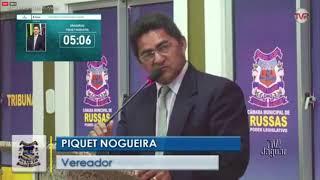Piquet Nogueira   Pronunciamento Russas 21 01 2020