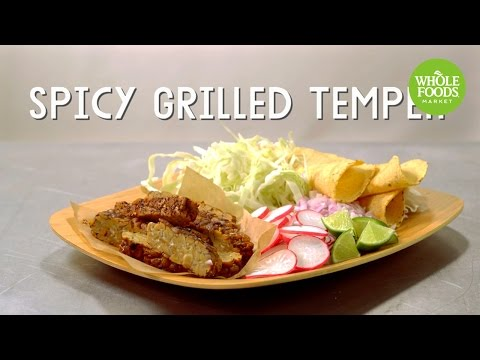 Spicy Grilled Tempeh | Special Diet Recipes | Whole Foods Market