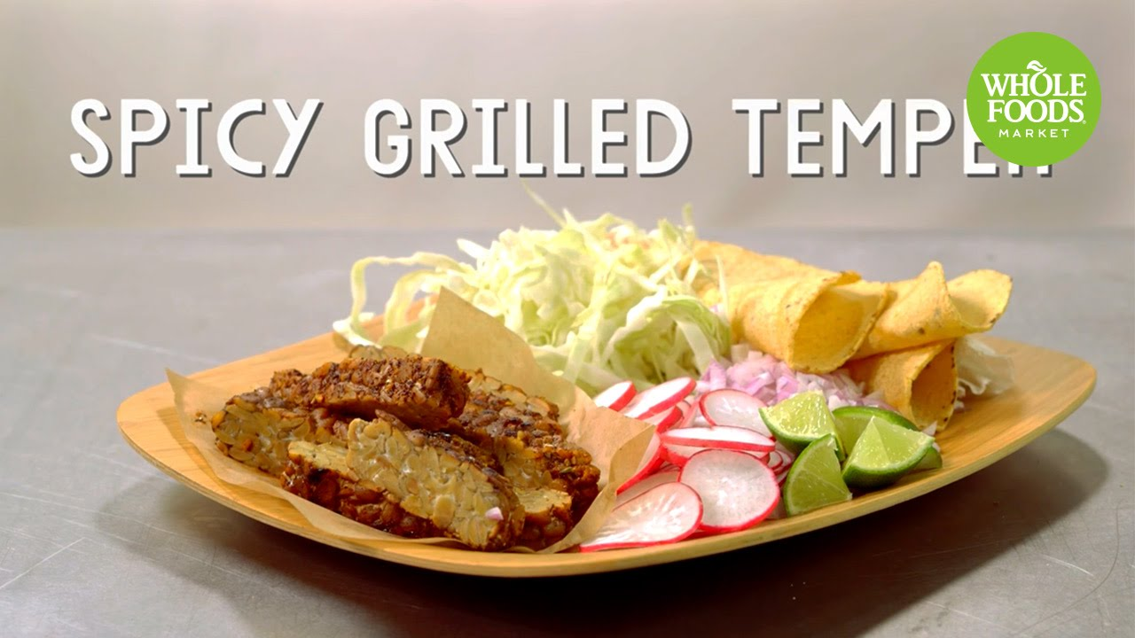 Spicy grilled tempeh special diet recipes whole foods market spicy grilled tempeh special diet recipes whole foods market forumfinder Images